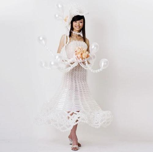 Daisy Balloon Dress 02