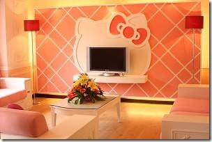 Hello Kitty Pink House 01c