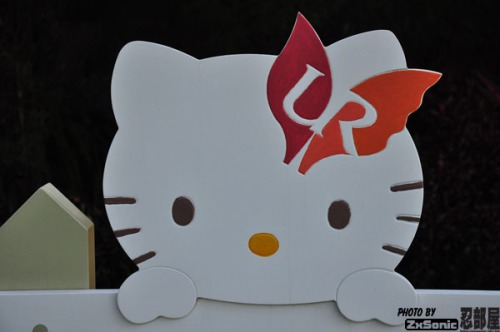 Hello Kitty Signboard