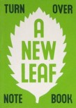 Turn Over a New Leaf